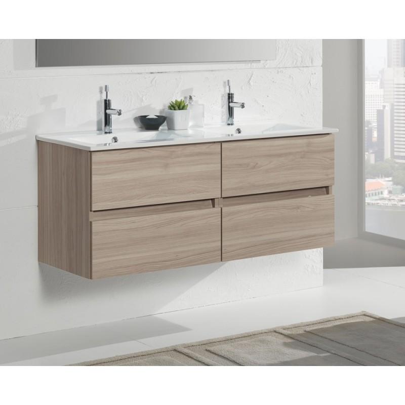 bagni » bagni moderni doppio lavabo - galleria foto delle ultime ... - Arredo Bagno Moderno Doppio Lavabo