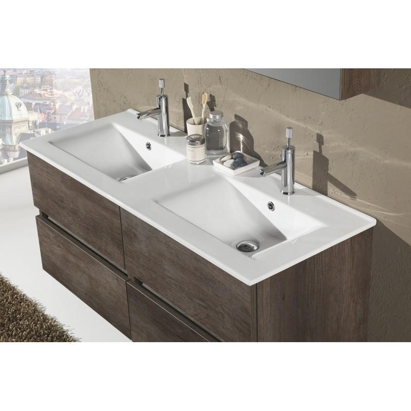 mobile bagno ikea doppio lavabo zottoz cappa appesa su pareti cartongesso servono rinforzi